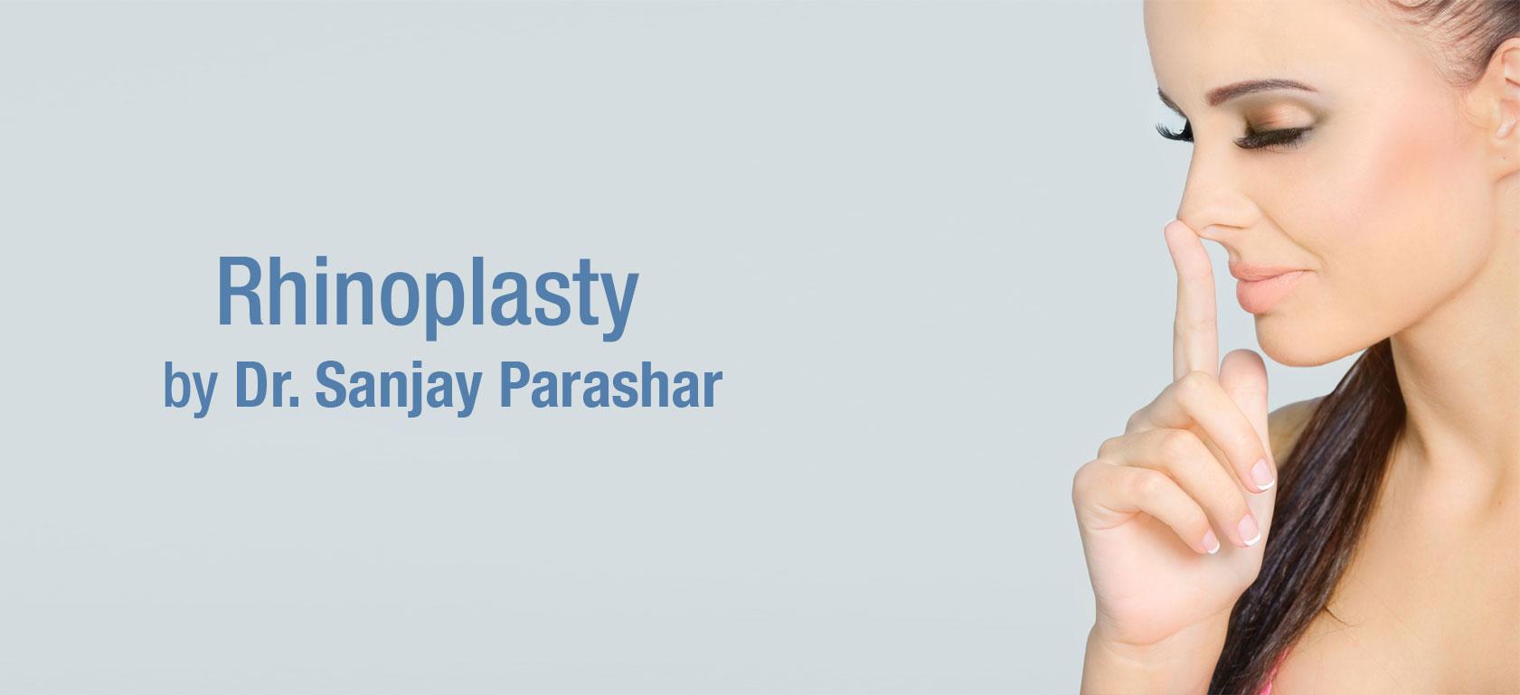Rhinoplasty Dubai - By Dr Sanjay Parashar