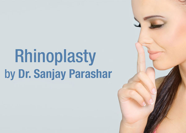 Rhinoplasty Dubai - Best Rhinoplasty Surgeon - Dr Sanjay Parashar