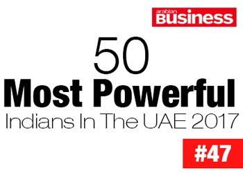 50 Most Powerful Indians In The UAE 2017