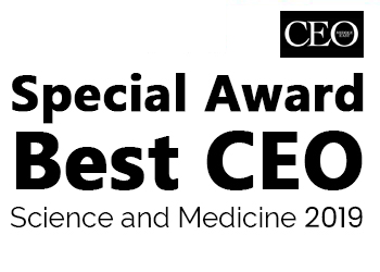 Best CEO Science and Medicine 2019